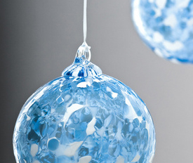 Beautiful Glass Ornament