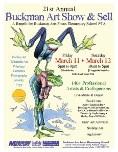 Buckman Arts Show & Sell
