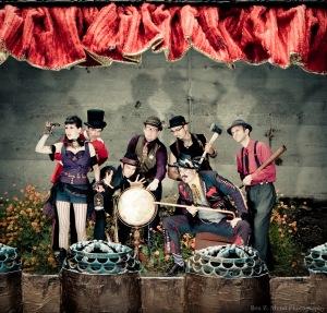 Vagabond Opera Group Photo